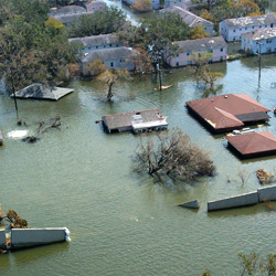 Flooding, credit: FEMA