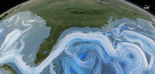 Ocean Circulation Plays an Important Role in Absorbing Carbon from the Atmosphere, NASA Goddard